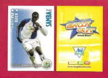 Blackburn Rovers Christopher Samba Congo (SO07)